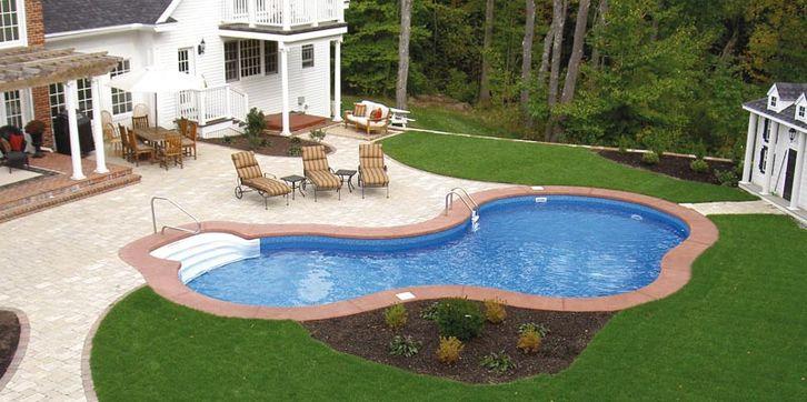 Small Backyard Inground Pools Small Mini The Catalogs Above Ground Pools Catalog Inground
