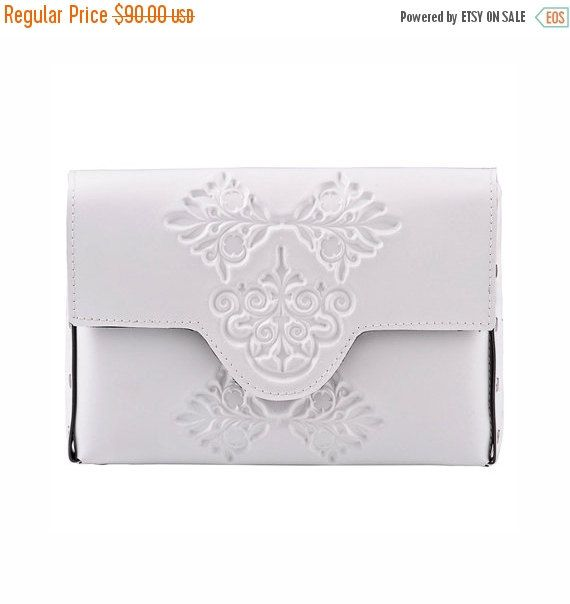 Hey, I found this really awesome Etsy listing at https://www.etsy.com/listing/109022105/womans-clutch-bag-small-white-clutch-bag