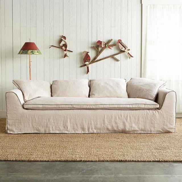 Best Slipcovered Sofa