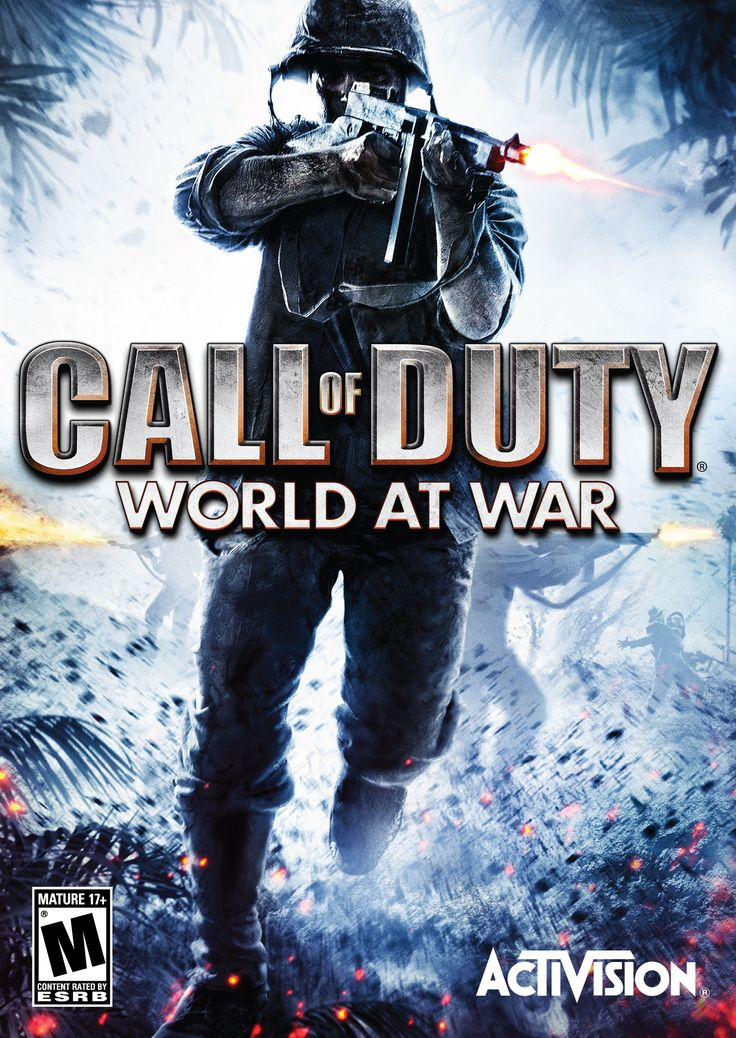 Review of call of duty world at war video games call - Call of duty world war 2 background ...