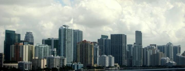 Miami, City.  Florida, USA