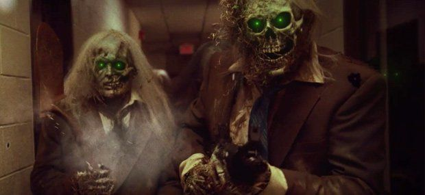Trailer for Live-Evil with Tony Todd