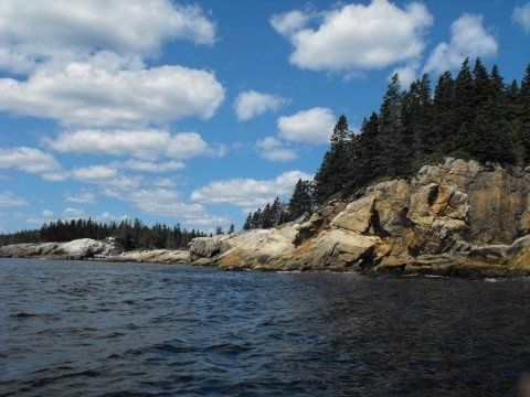South West Cove Island