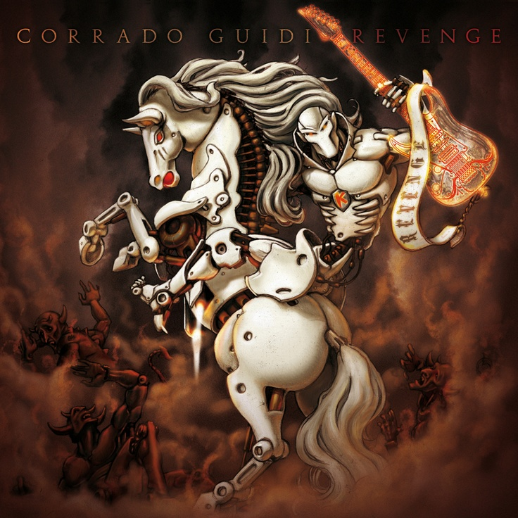 Revenge/Corrado Guidi Art Cover Song by Umberto Stagni / PastaVolante