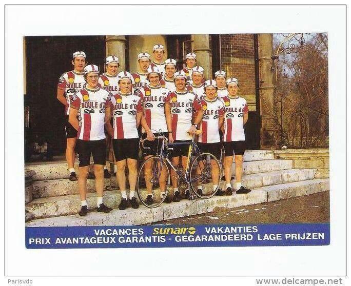 Roger de Vlaeminck team leader of Boule DOr-Colnago 1980