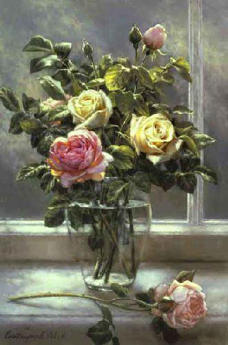 Розы на окне - Михаил Сатаров