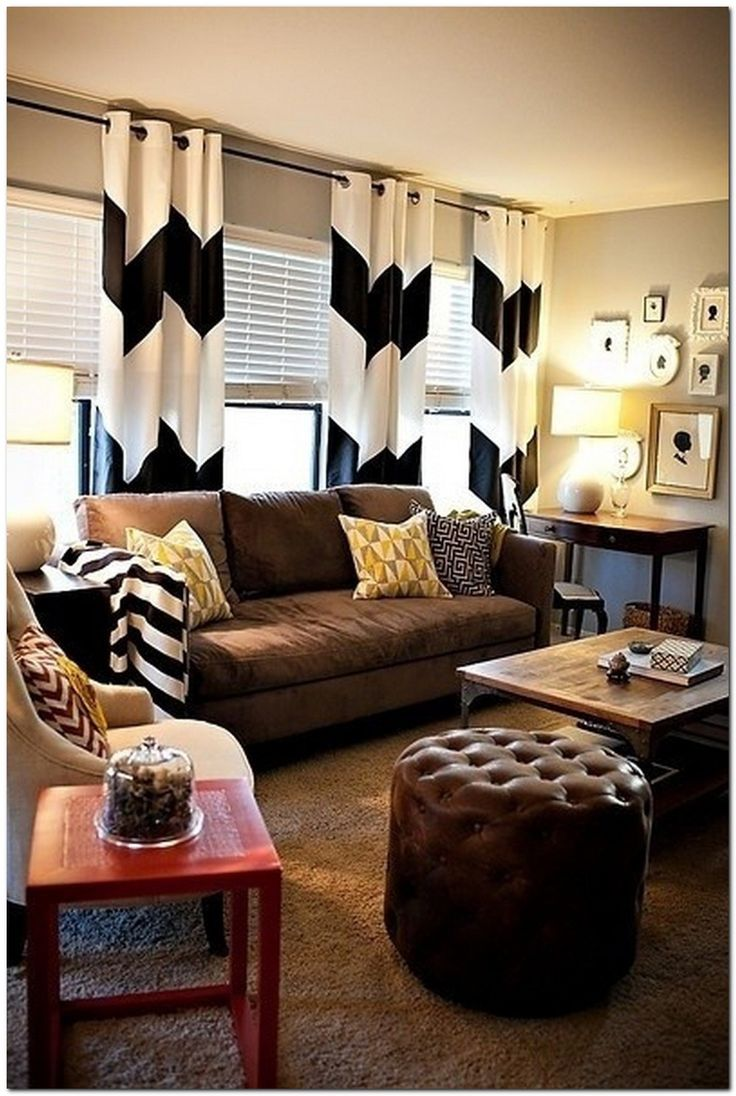 Living room decor ideas with brown furniture - Best 25 Brown Furniture Decor Ideas On Pinterest Brown Home Furniture Brown House Furniture And Dark Furniture