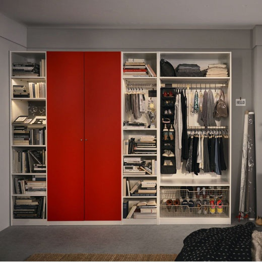 87 best images about Ikea Pax Wardrobe on Pinterest  Ikea ...