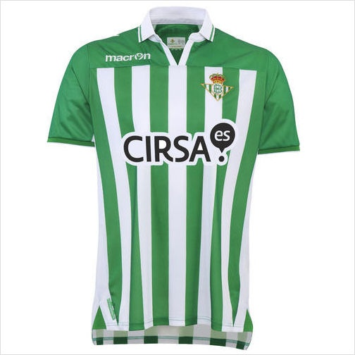 Mens 2012/13 Real Betis Home Soccer Jersey Football Shirt Trikot on eBid United States