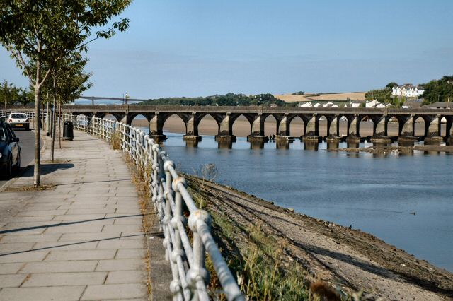 My favorite bridge in Bideford