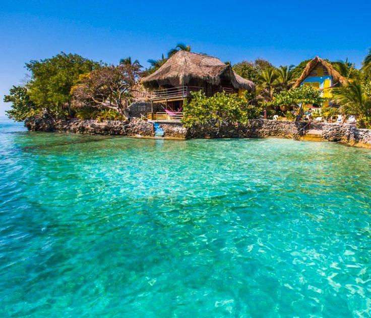 Encontramos passagens para o Caribe colombiano a partir R$ 702
