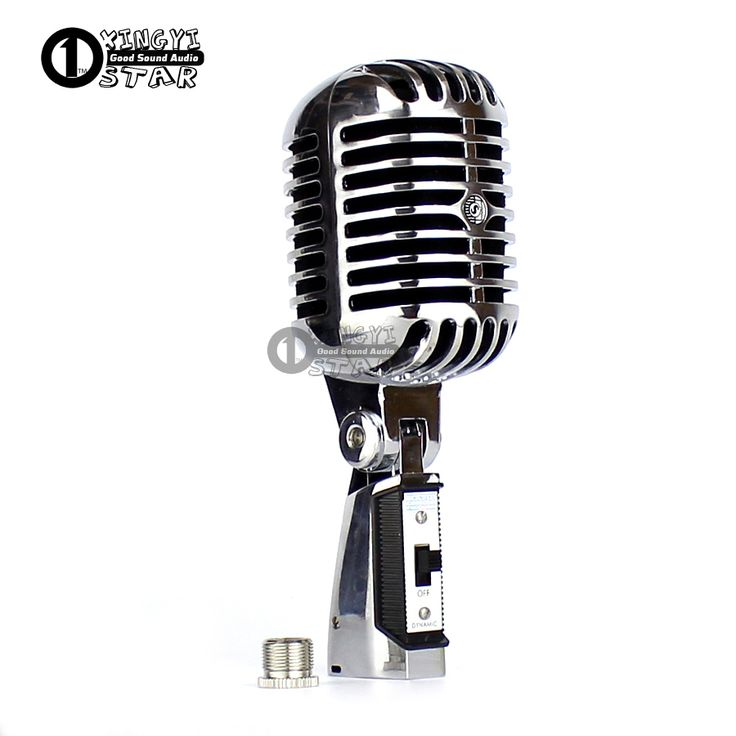 ==> [Free Shipping] Buy Best Professional Classical Retro Old Style Vocal Dynamic Wired Microphone Vintage Mic Karaoke Mixer Audio DJ KTV Show Mike Microfone Online with LOWEST Price | 32514353857