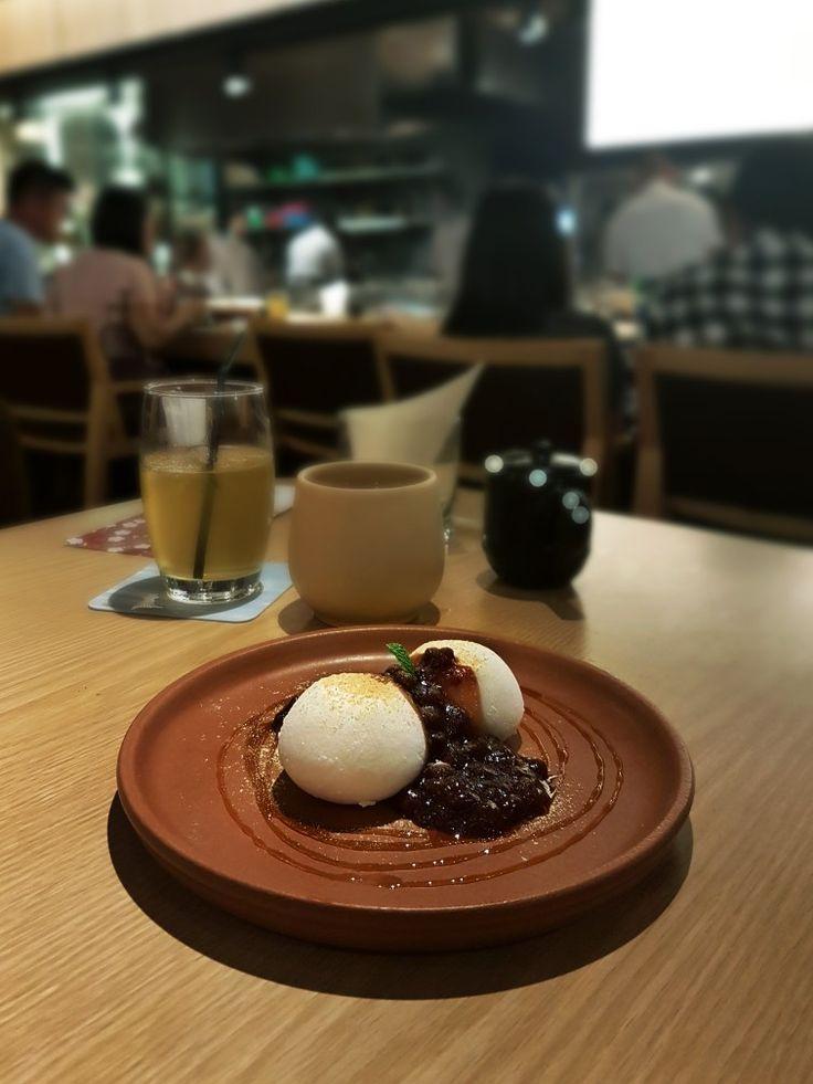 """Mochi Ice Kinako"", Okuzono, Jakarta"