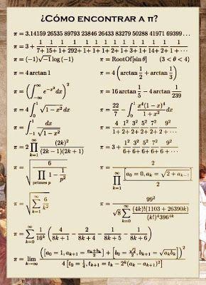 BLOG DEL DEPARTAMENTO DE CIENCIAS Y TECNOLOGÍA : Buscando Pi