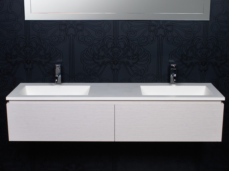 Reece Bathrooms Cibo Tasca 1500 Wall Hung Vanity Bathroom Pinterest Bathroom