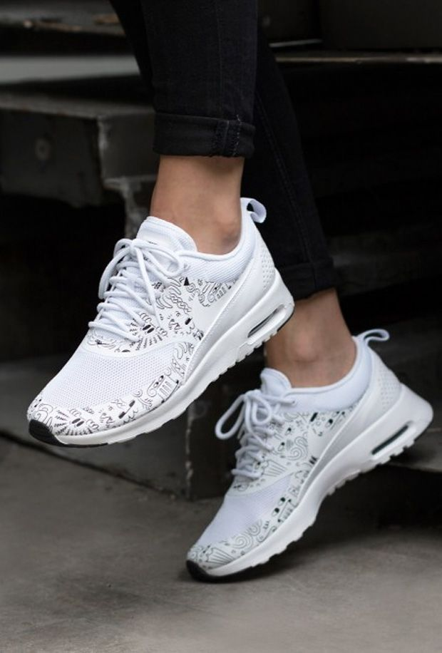 Wmns Nike Air Max Thea Lotc Quickstrike - Chaussures - Bas-tops Et Baskets Nike ZMPLfplu