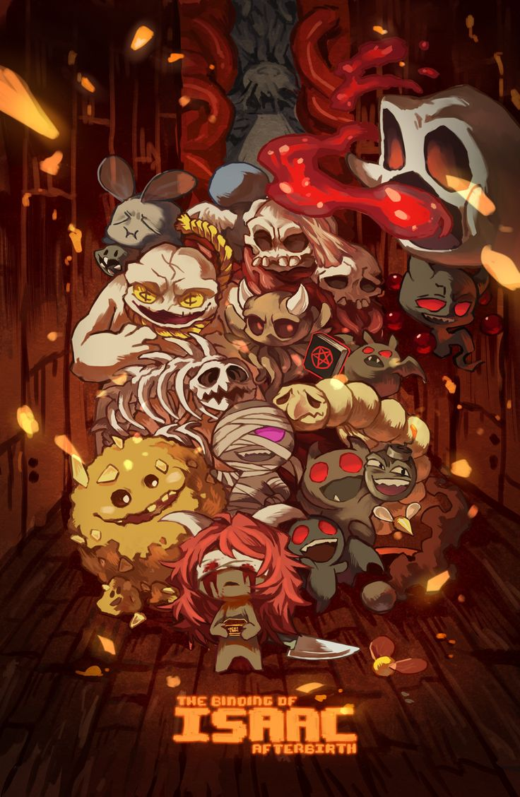 128 Best Images About Binding Of Isaac! On Pinterest