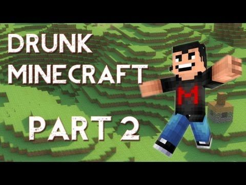 Drunk Minecraft | Part 2 | CASTLE IN THE SKY This is Markiplier- he is a growing sensation on Youtube and hilarious! Watch this video and go subscribe to his Channel!!