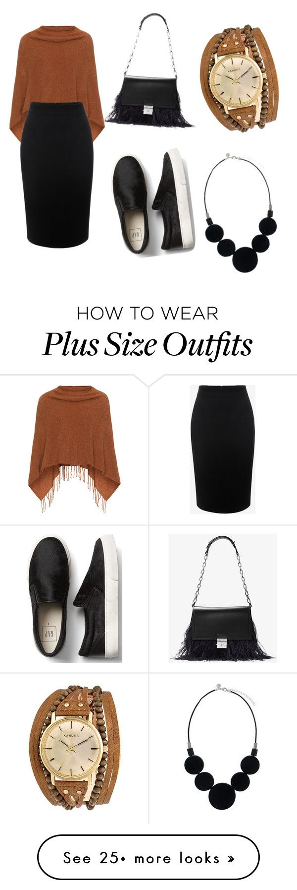 """""""Untitled #89"""" by wedyan-al-zobady on Polyvore featuring Samoon, Alexander McQueen, Michael Kors and Kahuna"""