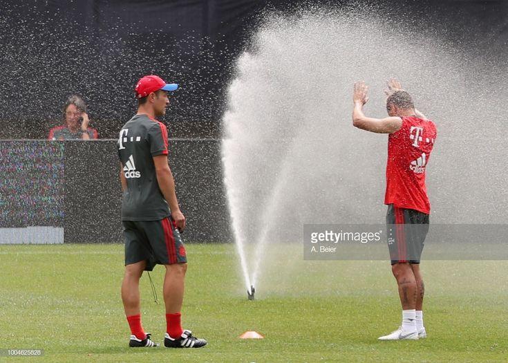 FC Bayern AUDI Summer Tour 2018 – Day 2 – ❤FC Bayern Munich