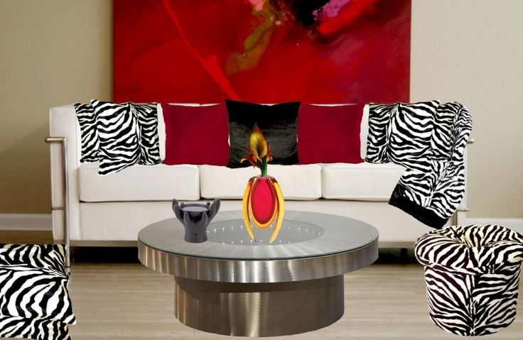 15 best ideas about african living rooms on pinterest for Living room ideas zebra