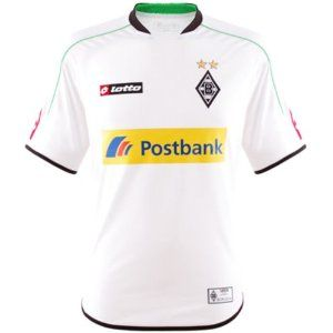 Borussia Monchengladbach Shirt Home 2013 by Lotto. $50.85. Collection: Home. Categories: Kits. Categories: Sale %. Team: Borussia Monchengladbach. Borussia Monchengladbach Shirt Home 2013, Lotto official licensed product   Team: Borussia Monchengladbach  Manufacturer: Lotto  Material: 100% polyester