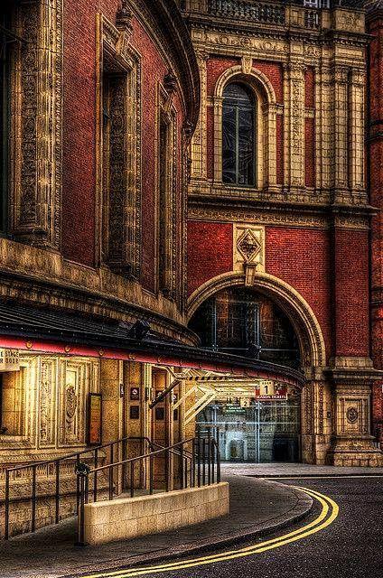 | Royal Albert Hall Kensington. London
