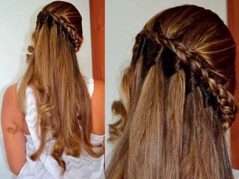 78 best images about peinados trenzados on pinterest - Como realizar peinados ...