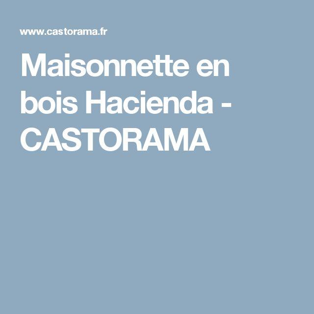 Chalet En Bois Castorama : Maisonnette En Bois sur Pinterest Cabanes Pour Les Enfants, Plans De