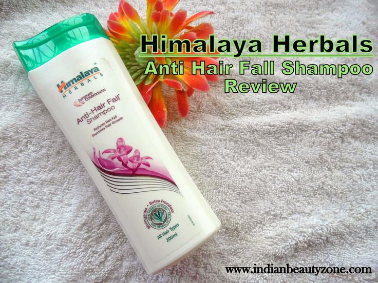 Himalaya Herbals Anti Hair Fall Shampoo ReviewHello Beauties,Hair Fall... it is a major problem now a days for us girls. There are lot of reasons involved in hair fall issue. But, the basic reason of hair fall is not using proper hair care products and pollution, we can add stress, anemic, after del
