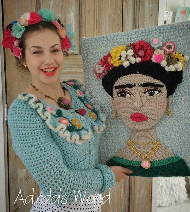 Adinda Zoutman crochet