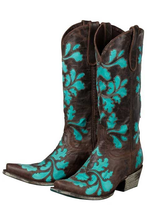 Lane Women's Damask Cowgirl Boots | Women's Boots