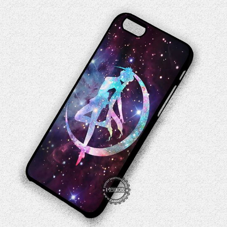 Moon Art Sailormoon Cartoon - iPhone 7 6 Plus 5c 5s SE Cases & Covers