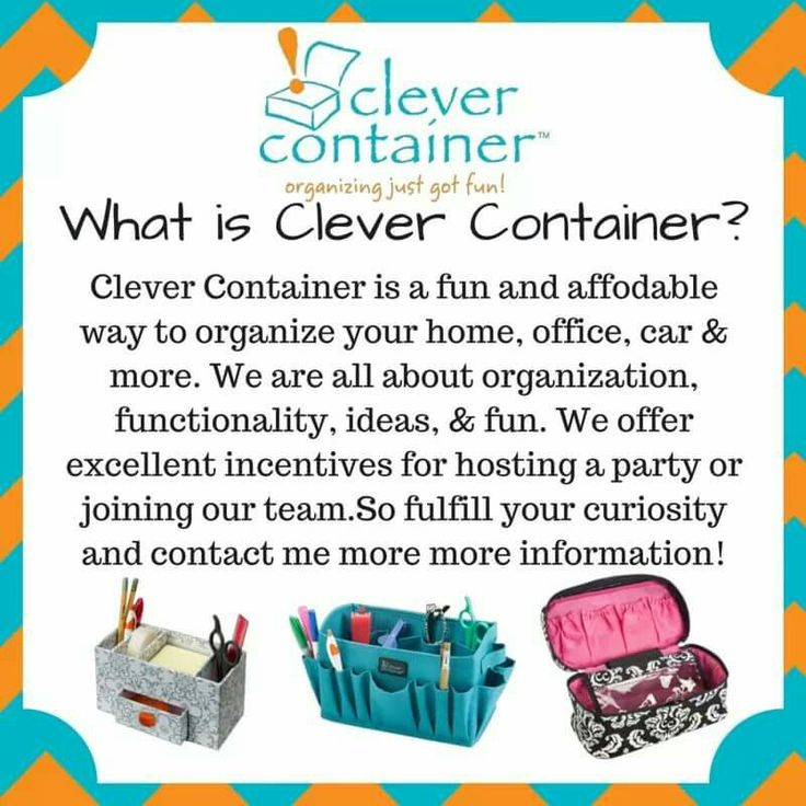 what is clever container
