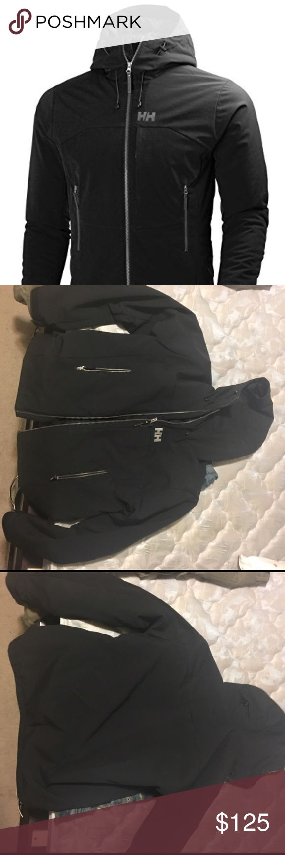 Helly Hansen Paramount Insulated Jacket Sz L Only worn a couple times could pass as brand new! Retail was $200 only looking for $125 Helly Hansen Jackets & Coats