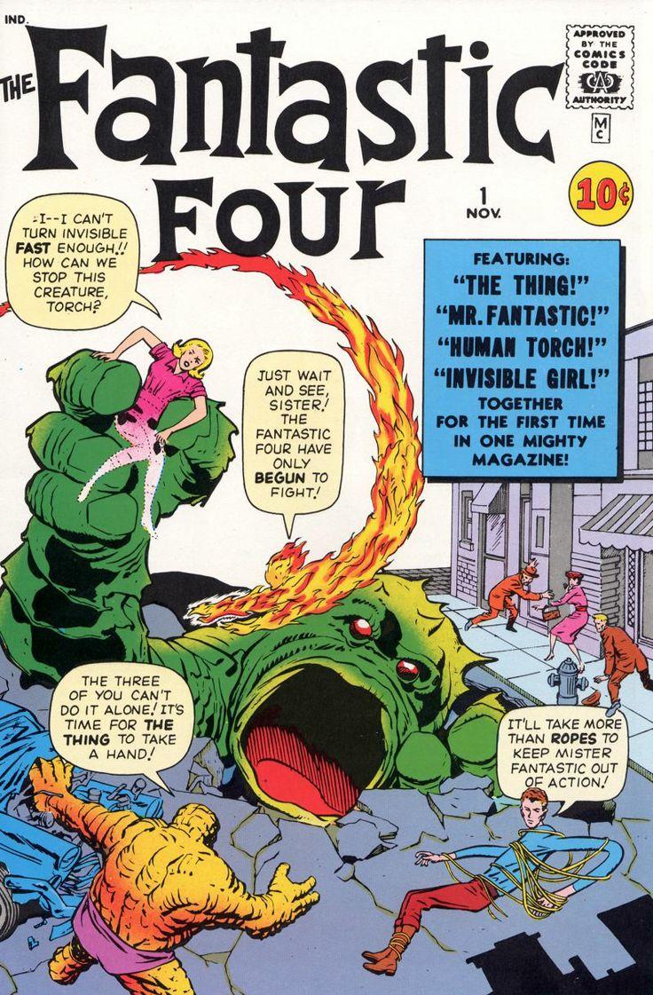 Marvel Die Fantastischen Vier