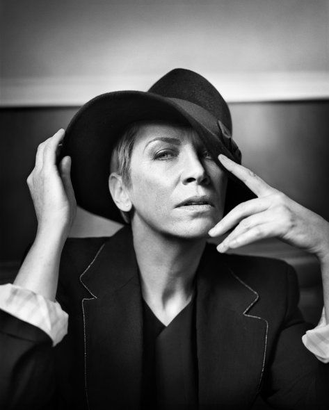 Annie Lennox by Vincent Peters