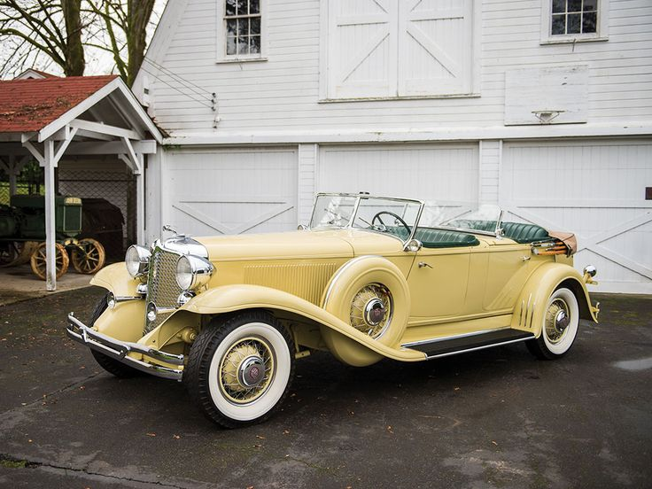 1931 chrysler imperial by lebaron