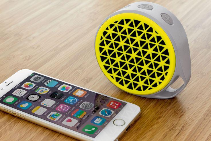 Logitech's new mini portable Bluetooth mobile speaker
