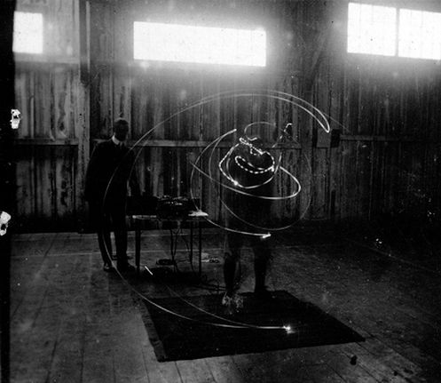 Frank & Lillian Gilbreth. Motion Study Photographs. 1913 ...