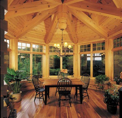 45 Best Octagon Cabins Images On Pinterest Small Houses