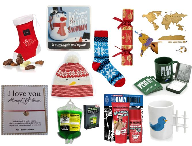 Sleek-Chic: The stocking fillers | for him under £10