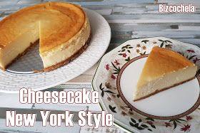 Pues si, esta es la Tarta de quesoNEW YORK STYLE definitiva. O por lo menos para mi , lo es. Y si os gustan las tartas de queso cremosas,...