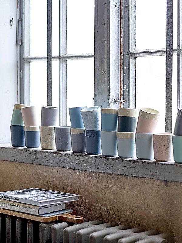 Bloomingville cups