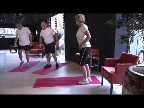 Verminderd #evenwicht? Doe dan de evenwichtsoefeningen! | Achmea Health Centers