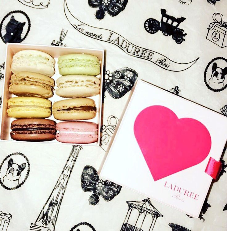 Feeling loved by Ladurée