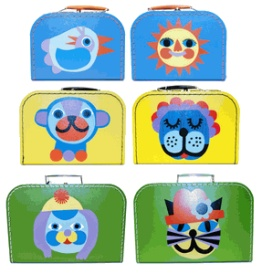 gather up and store in these fab cases