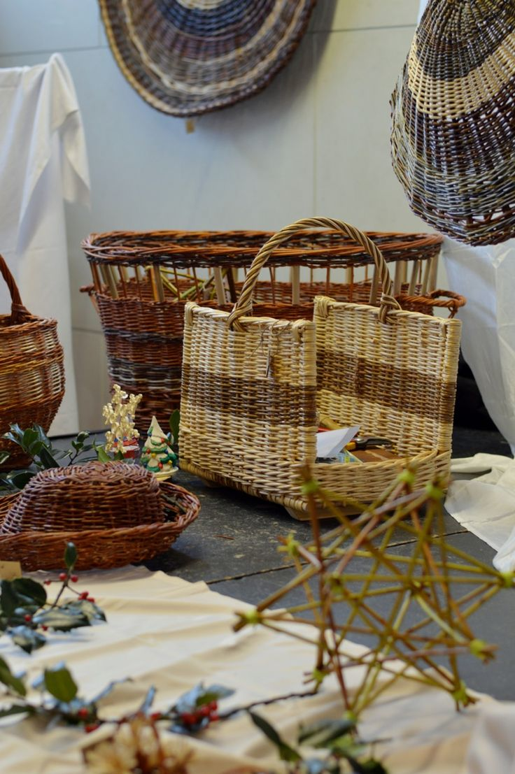 Basket Weaving With Reeds : Images about basket weaving on