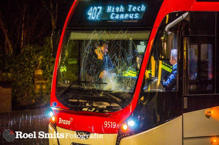 12-01-2017 - Eindhoven - Meerdere ongevallen met stadsbussen  http://roelsmitsfotografie.nl/?p=134227