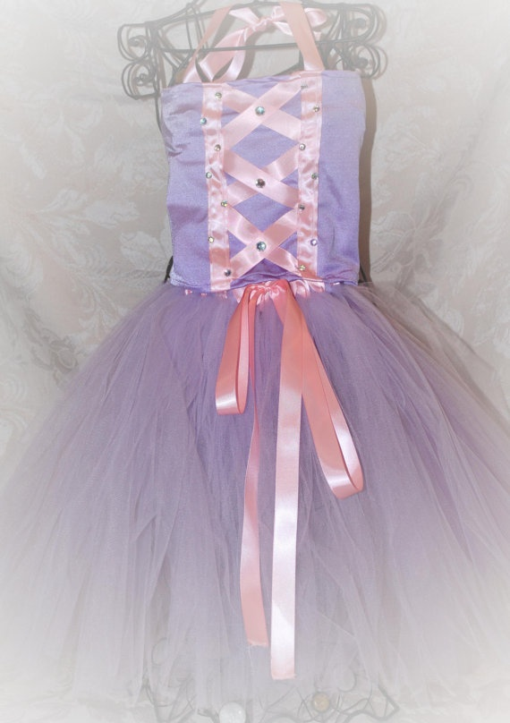 Rapunzel costume - To wear from Molly's 1st bday party??? Need to make, not buy!